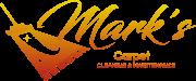 Marks Carpet Cleaning Logo